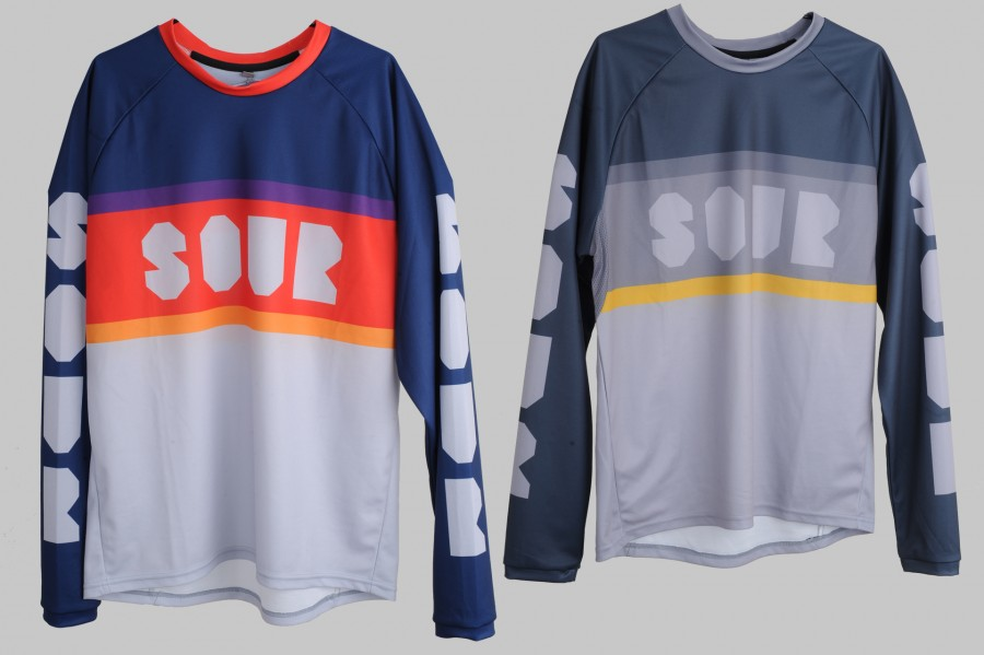 Sour Bicycles MTBMX Jersey
