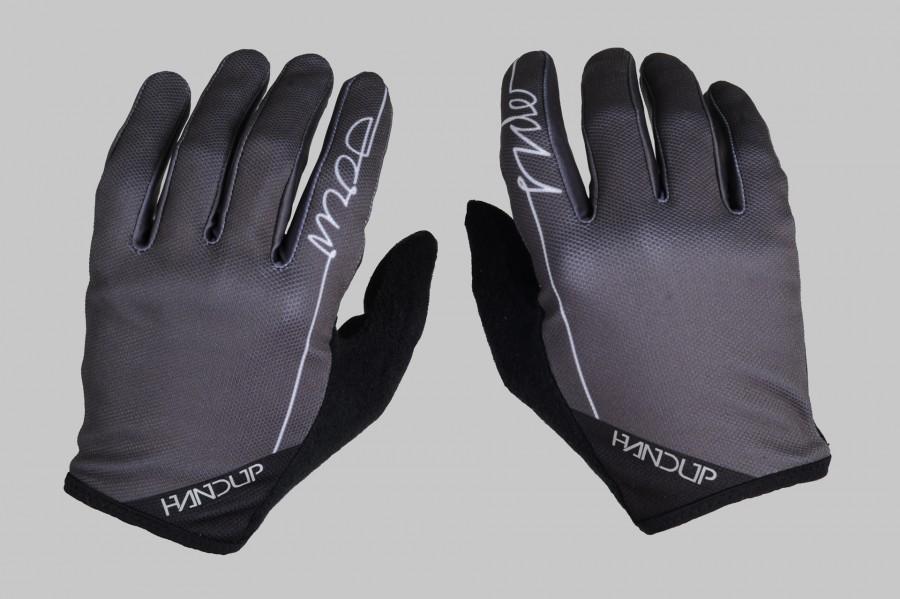 Handschuhe von Hand-Up
