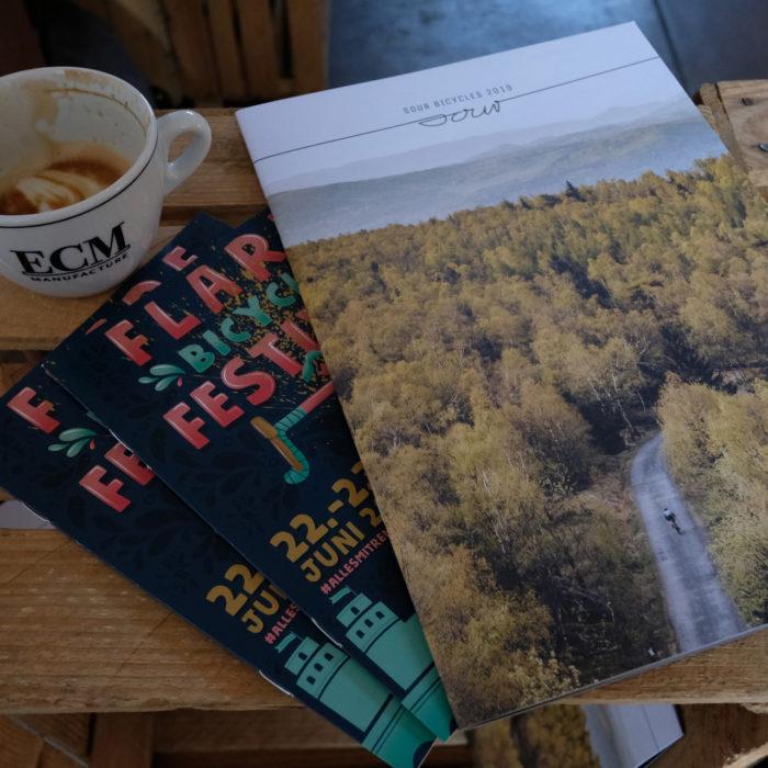 coffee&magazines